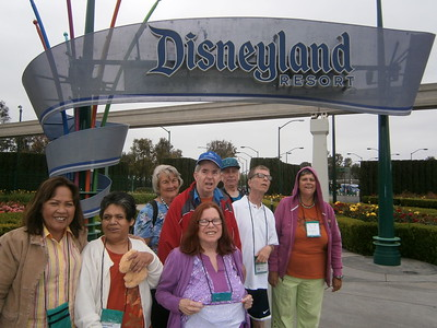 Disneyland & CA Adventure #1317