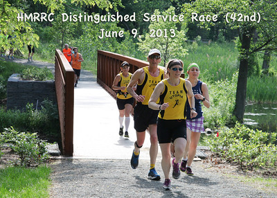 Distinguished Service Race 8-Miler