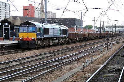 66301 1140/6z70 Doncaster-Hatfield.