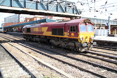 66167 1055/0D11 Wakefield-Doncaster.