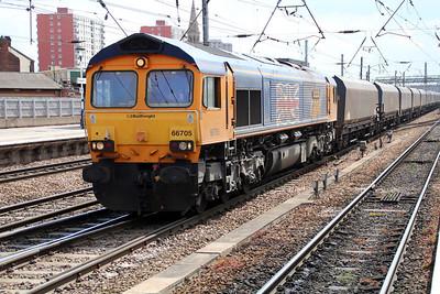 66705 1346/6c09 Immingham-Eggborough.