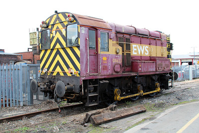 08633 at Doncaster Carr.