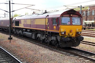 66107 1324/4D37 West Burton-Hull.