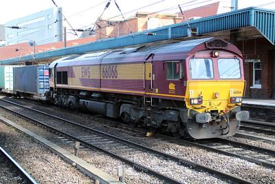 66066 1027/4L45 Wakefield-Felixstowe.