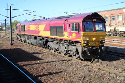 66066 0740/0L45 Doncaster-Wakefield.