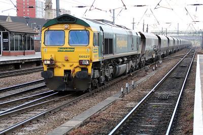 66527 1156/6R60 Immingham-Eggborough.