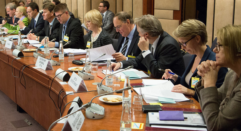 The EEA Council 19 November 2013 (Photo: EFTA)