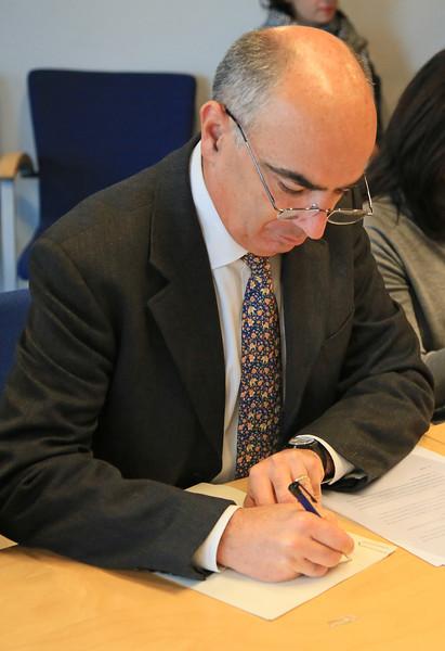 Gianluca Grippa, Head of Division, European External Action Service (Photo: EFTA)