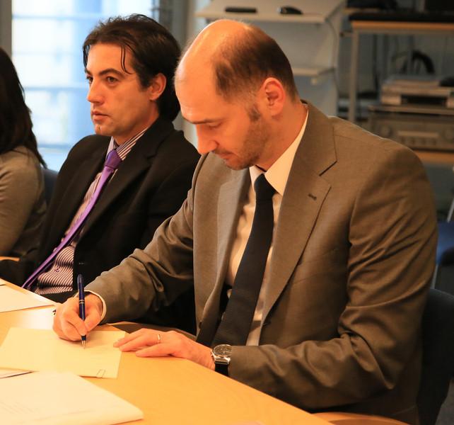 Mr. Joško Klisović, Deputy Minister of Foreign and European Affairs of the Republic of Croatia (Photo: EFTA)