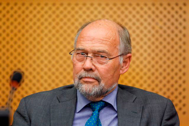 40th Meeting of the EEA Joint Parliamentary Committee, 29 May 2013; Svein Roald Hansen, Acting President of EEA-JPC (Photo: European Parliament)