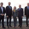 From left: Gunnar Bragi Sveinsson, Minister for Foreign Affairs and External Trade, Iceland; Trond Giske, Minister of Trade and Industry, Norway; Aurelia Frick, Minister of Foreign Affairs, Liechtenstein; Johann N. Schneider-Amman, Federal Councillor, Head of the Federal Department of Economic Affairs, Education and Research; and Kristin F. Árnasson, Secretary-General, EFTA.