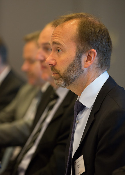 Trond Giske (Chair), Minister of Trade and Industry, Norway