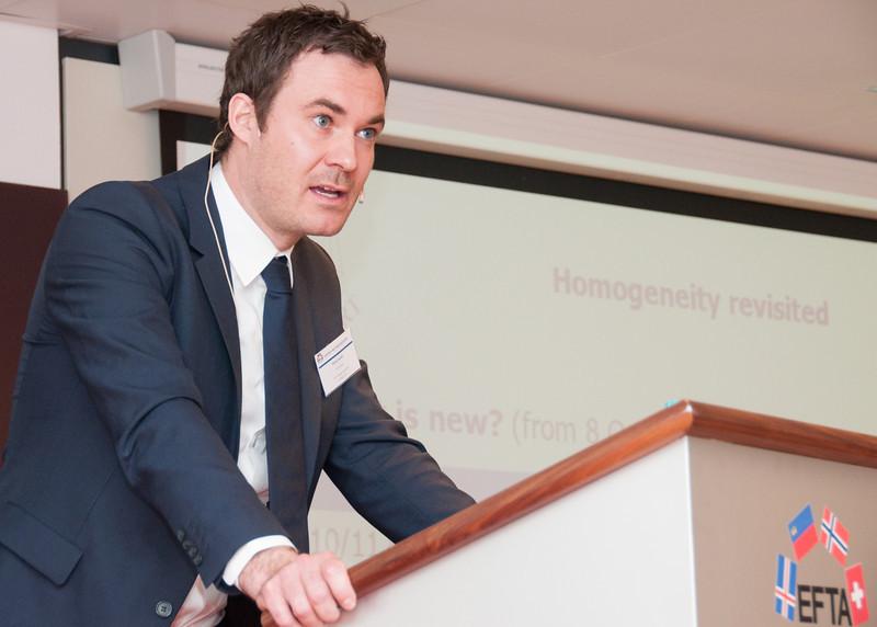 Philipp Speitler, Legal Secretary, EFTA Court
