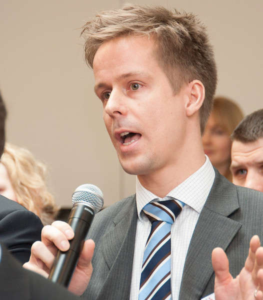 Gjermund Mathisen, EFTA Surveillance Authority