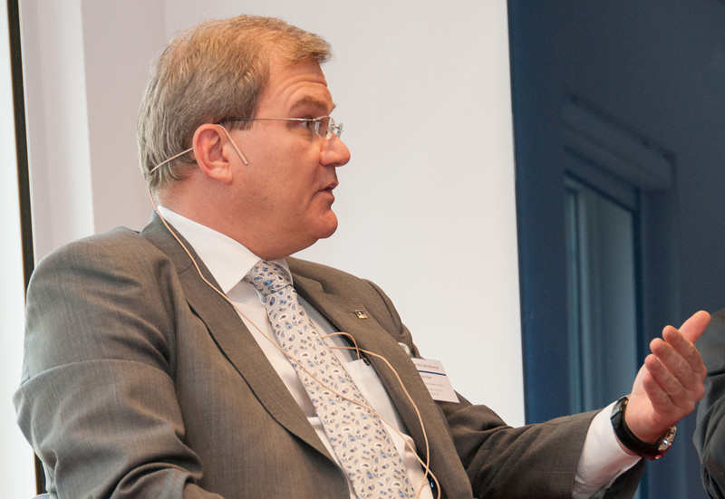 Kurt Jäger, Ambassador, Mission of Liechtenstein to the EU