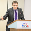 Conference on free movement of persons & the impact on the welfare state, 20 November 2013; Jörg Tagger, Deputy Head of Unit, Free Movement of Workers Coordination of Social Security Schemes, DG Employment, European Commission (Photo: EFTA)