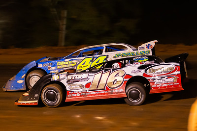 Clint Smith (44) and Randy Weaver (116)