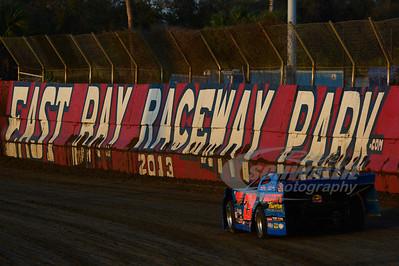Brad Malcuit at East Bay Raceway Park