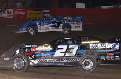 23 John Blankenship and 5 Brandon Sheppard