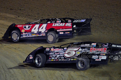5 Mike Marlar and 44 Earl Pearson, Jr.