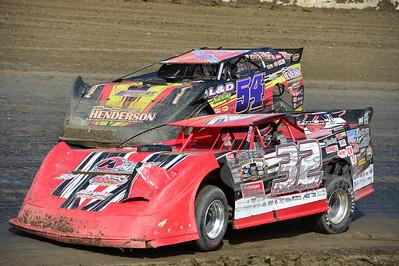 32 Bobby Pierce and 54 David Breazeale