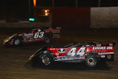 44 Earl Pearson, Jr. and 63 Doug Drown