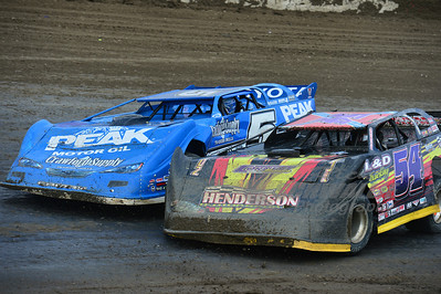 5 Jared Landers and 54 David Breazeale