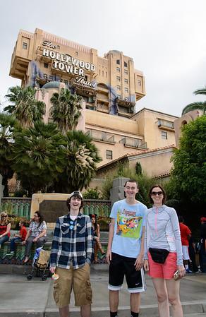 Easter Break At Disneyland