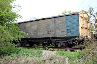 VDA WGB4311/200780 in North Weald Sidings.