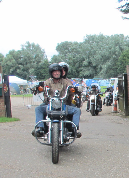 Essex Chapter Rally Friday Ride Out