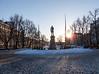 Esplanadi Park, Runeberg statue
