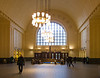 Train station, main lobby