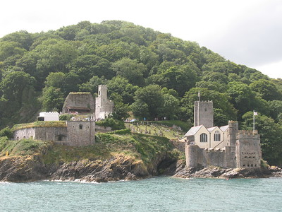 Dartmouth Castle - Mimi Nenno