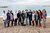 Bryn Mawr College students on 360° class study tour, Marseille, France, 10 March 2013