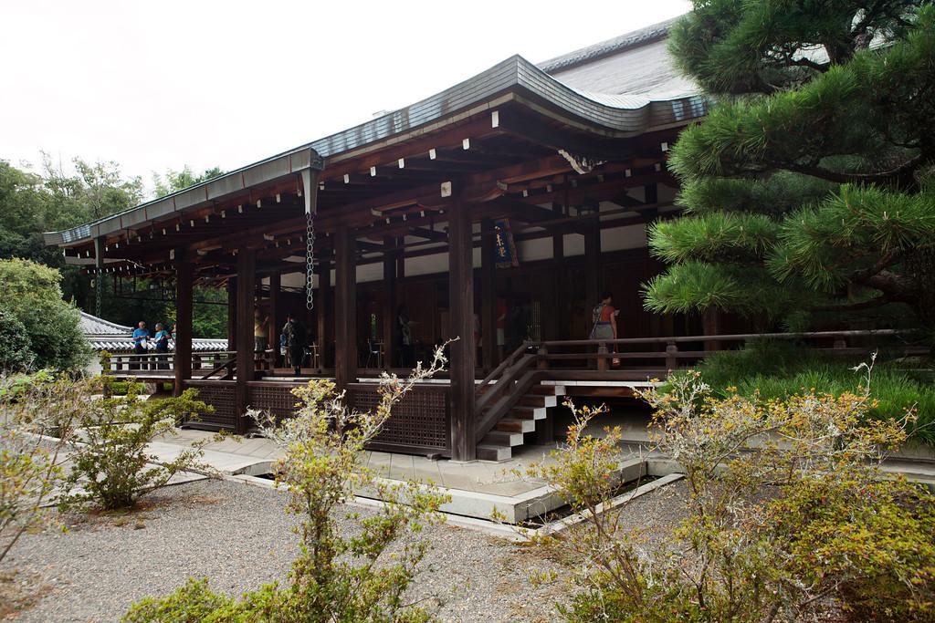 Saihou-ji or the Moss Temple  in Kyoto, Japan on Oct. 2, 2013 (Photo / Ko Sasaki)