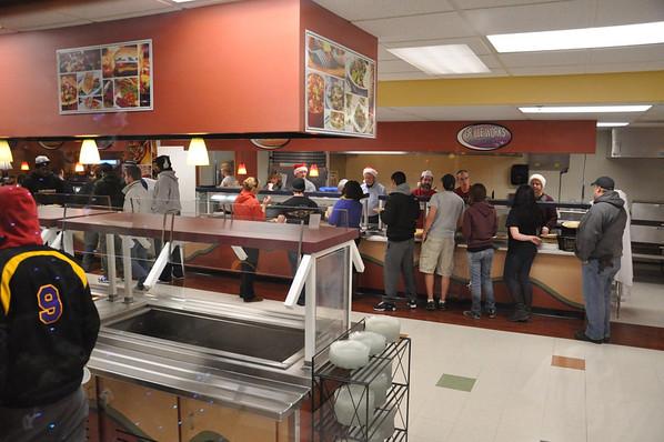 Pre-Finals Breakfast 2012