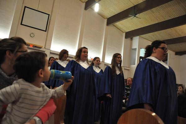 Concert Choir Jan 27th