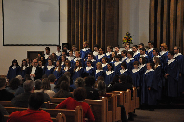 Concert Choir April 6th