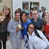 Delta Chi Alpha: Erin Davidson, Jamie Stutz, Stephanie Bartels, Elquin Auala, Caroline Seilstad, Soren Tobey, and Jade Hodge.<br /> photo by Steddon Sikes