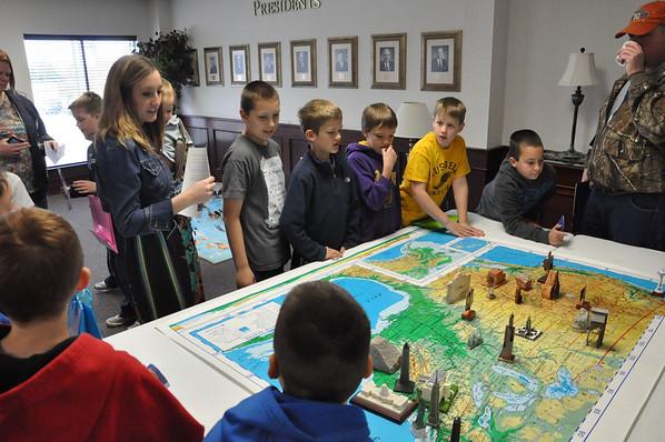 Geography Fair Spring 2013