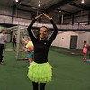 Annual Halloween women's soccer practice <br /> photo by Caitlin Nipe