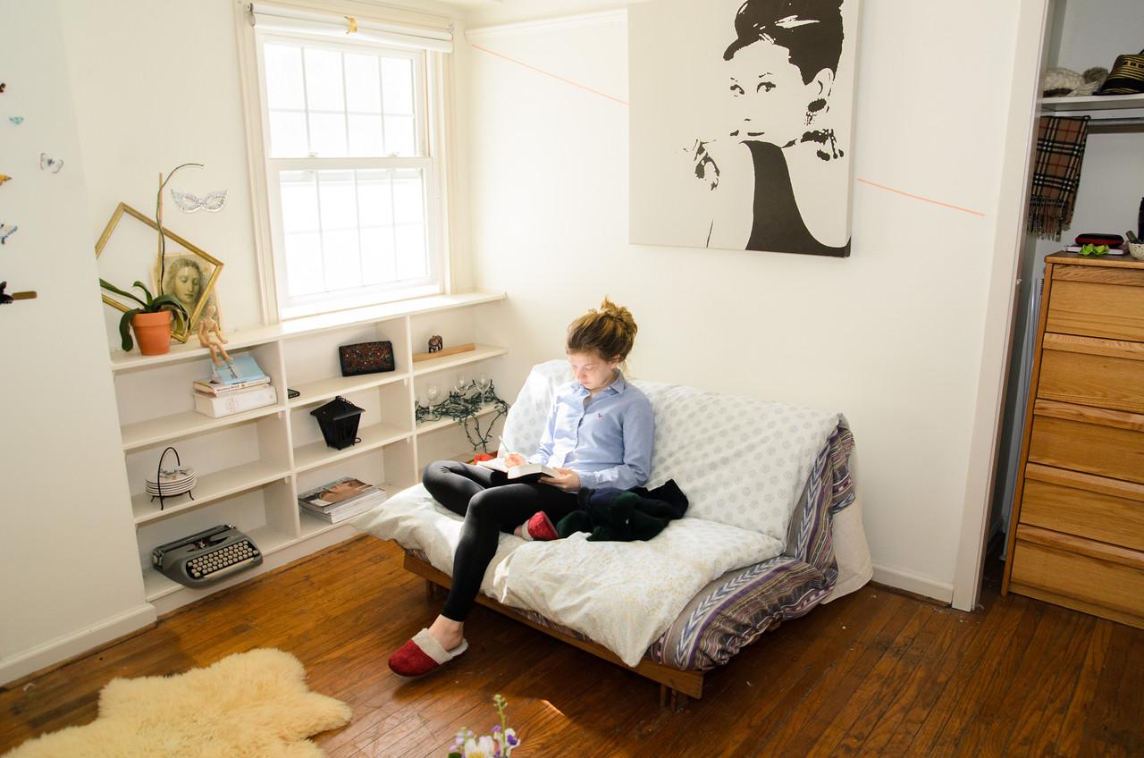 Megan Thomson Connor, Batten House