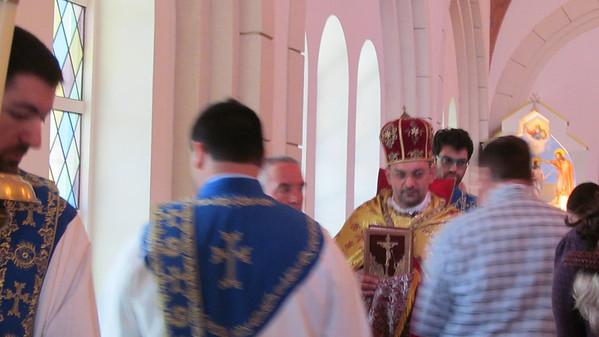 Exaltation of the Holy Cross 2013