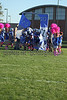 Flashes Youth Travel Football team vs Northwest. Photo by Eric Thieszen.