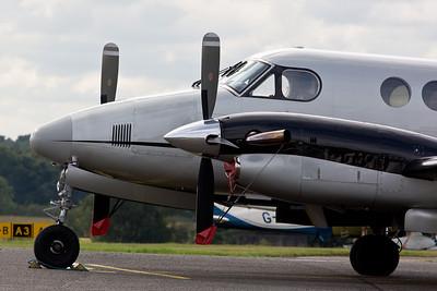 Beech 200 Super King Air G-SYGA