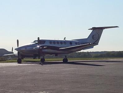 Beech 200 Super King Air G-WNCH