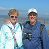 Diann & Ron at Nisqually Wildlife Refuge