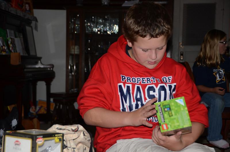 Mine Crafter Legos