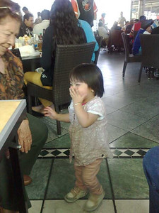 Ximena y su bisa