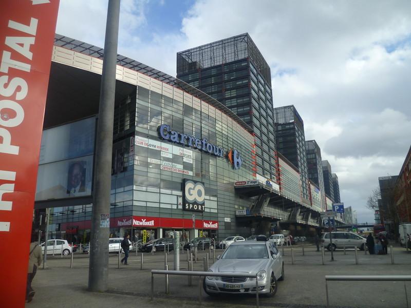 The Europole centre in Lille.